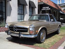 mercedes california 1971 used mercedes 280 sl california coupe at jem motor corp