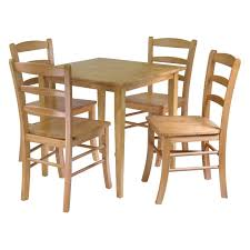 Retro Kitchen Table Sets Kitchen Contemporary Dining Room Sets For Small Spaces Light Oak