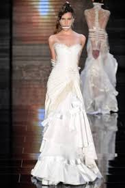 wedding dresses 2011 collection samuel cirnansck bridal 2011 collection freakish wedding dresses