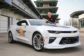 2010 camaro pace car for sale 2017 chevrolet camaro ss 50th anniversary to pace indianapolis 500