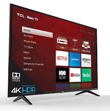bureau tcl tcl reveals 6 series 5 series 4k dolby vision tvs ces 2018