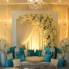 Interior Design With Flowers Amazing Colorful Decoration Of Stage With Flowers U2013 Interior