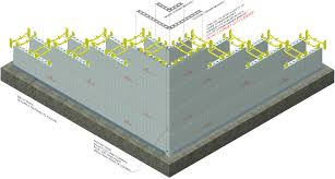 durisol insulated concrete forms better icfs made with wood