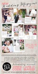 wedding magazine template new wedding magazine template photographers and magazines