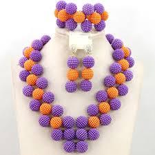 bracelet bead sets images African beads ball design jewellery sets prestigeapplause jewels jpg