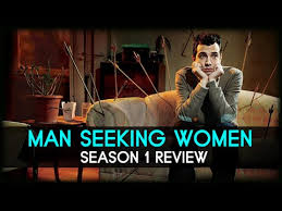 Seeking Season 1 Review Seeking Season 1 Review