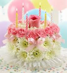 birthday flowers pictures birthday flower cake in germantown md gene s florist gift baskets