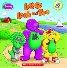 Barney And The Backyard Gang A Day At The Beach Let U0027s Go Series Barney Wiki Fandom Powered By Wikia