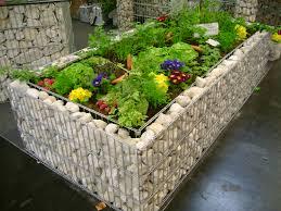 Gartengestaltung Mit Steinen Gabionen Hochbeet Steine Im Garten Shop