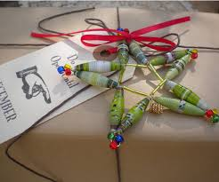 paper bead ornament paper and jewelry