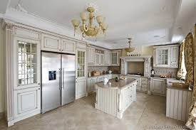 antique white kitchen cabinets traditional antique white kitchen cabinets dream home pinterest