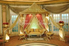 indian wedding planners nyc wedding stage decoration ny fern n decor indian wedding decorator