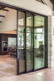 Exterior Pocket Door How To Install A Glass Sliding Door Islademargarita Info