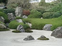 japanese garden pictures the dry landscape at meigetsu in kamakura japanese gardens