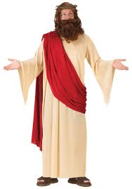 halloween costumes adam and eve jesus costume