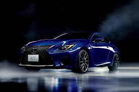 new lexus rcf for sale today in japan the lexus rc f has gone on sale delivery