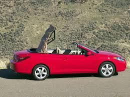 toyota convertible toyota camry solara convertible v6 se 2004 pictures