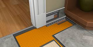 Ceramic Tile To Laminate Floor Transition Floors Schluter Com