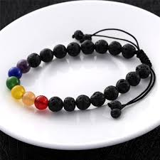 bracelet rainbow images Gay pride rainbow adjustable beaded bracelet myprideshop jpg