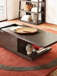 West Elm Coffee Table West Elm Sliding Top Coffee Table Chocolate Furniture In Santa
