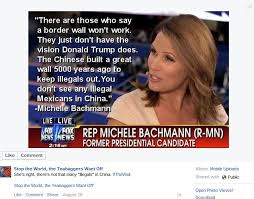Michele Bachmann Meme - lovely there is no need to create absurd posts regarding right