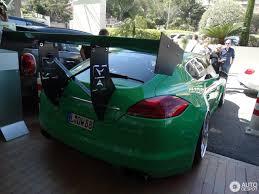 2007 Porsche Panamera Porsche Panamera Turbo 5 December 2016 Autogespot