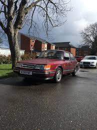1993 saab 900 ruby edition for sale classic cars for sale uk