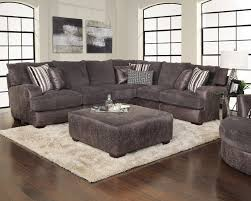 Sectional Sofa With Ottoman Kane U0027s Furniture Sectionals