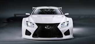lexus rc f body kits the rc f is not the car lexus envisioned shifting lanes