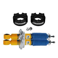 2000 nissan frontier lifted front lift kit u0026 bilstein struts for 05 15 nissan frontier