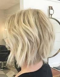 Light Blonde Balayage Balayage Hairstyles For Short Length Hair