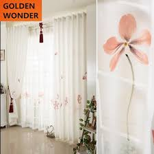 high quality decorated curtains for living room curtains for