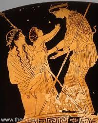 Tiresias The Blind Prophet Athena Myths 5 Favour Greek Mythology