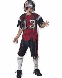 Halloween Costumes Football Player Boy Zombie Football Player Costumes Zombies Diy Costumes Group