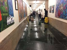 Offices by Sewage Sloshes Into Sf Prosecutors U0027 Offices Sfgate