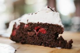 recipes black forest skillet cake the sauce by all things bbq