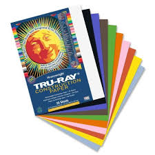 amazon black friday 50 inches tru ray sulphite construction paper 9 x 12 inches assorted 50
