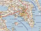 Χάρτης Νομού Αττικής - Οδικοί Χάρτες Νομών Ελλάδας στο mykosmos.gr