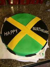 Colors Of Jamaican Flag Jamaican Reggae Cake U2013 Kristin Hervan Pastry
