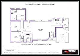 plan bureau bureau 3 en 1 plan plain pied 3 1 bureau luxury content plan m