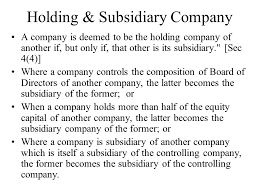 companies act ppt