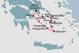 Blank Map Of Greece by Greece Tours Travel U0026 Trips Peregrine Adventures Us