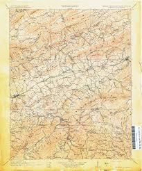 Maps Virginia by
