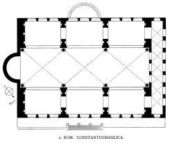 latin cross floor plan what is the difference between a church a cathedral and a basilica