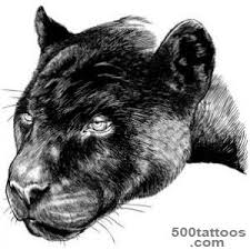 panther tattoo designs ideas meanings images