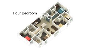 four bedroom hospital hill residential