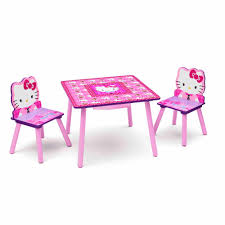 Child Patio Chair by Hello Kitty Table And Chair Set With Storage Walmart Com