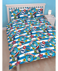 Thomas Single Duvet Cover Thomas U0026 Friends Patch Double Duvet Cover Bedding Bedroom