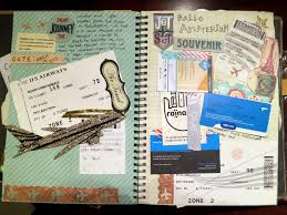 book travel images How to create a travel smash book and smashbook flip through jpg