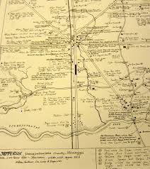 County Map Of Mississippi University Of Mississippi Museum Education Blog Classroom